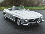 1958 Mercedes-Benz 300 SL Roadster  - $