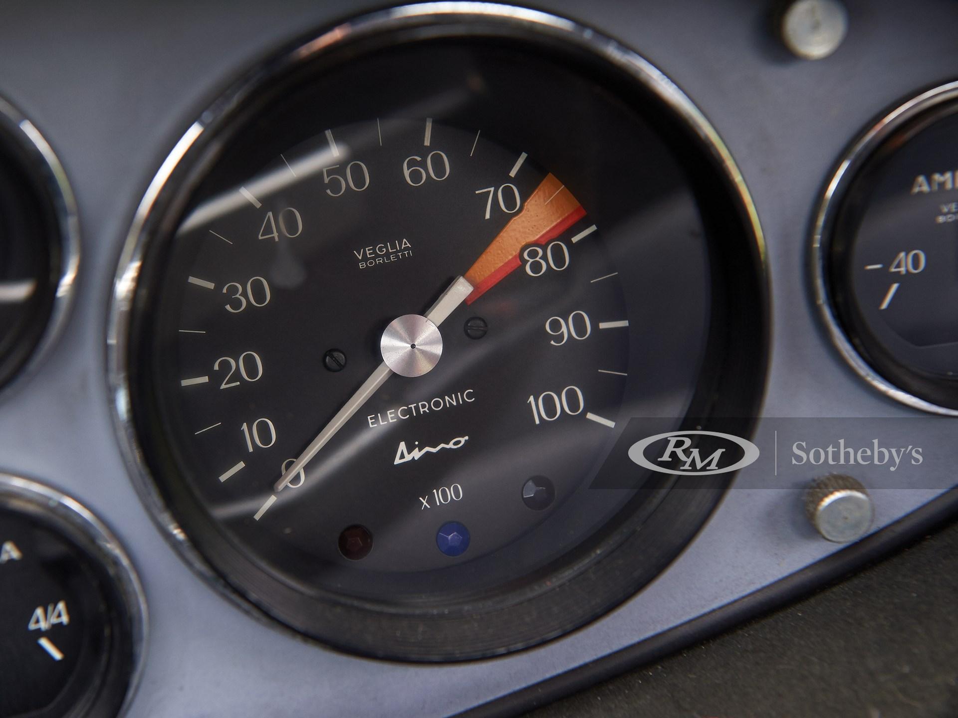 1971 Ferrari Dino 246 GT by Scaglietti -