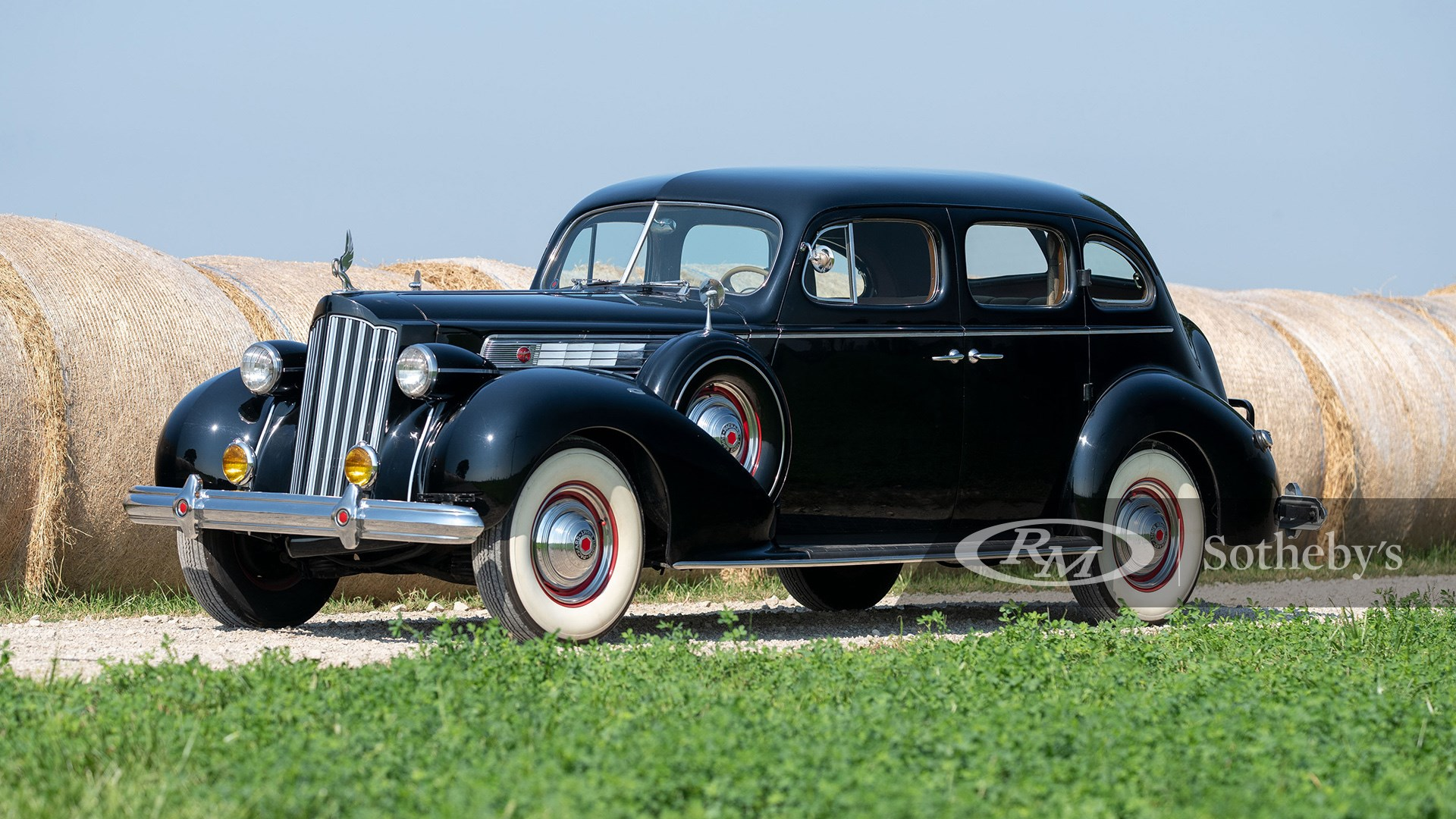 1939 Packard Super Eight Touring Sedan available at RM Sotheby's Online Only Open Roads April Auction 2021