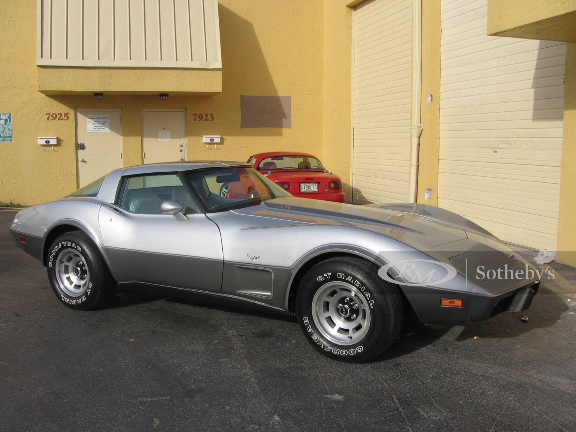 1978 Chevrolet Corvette Silver Anniv Coupe  -