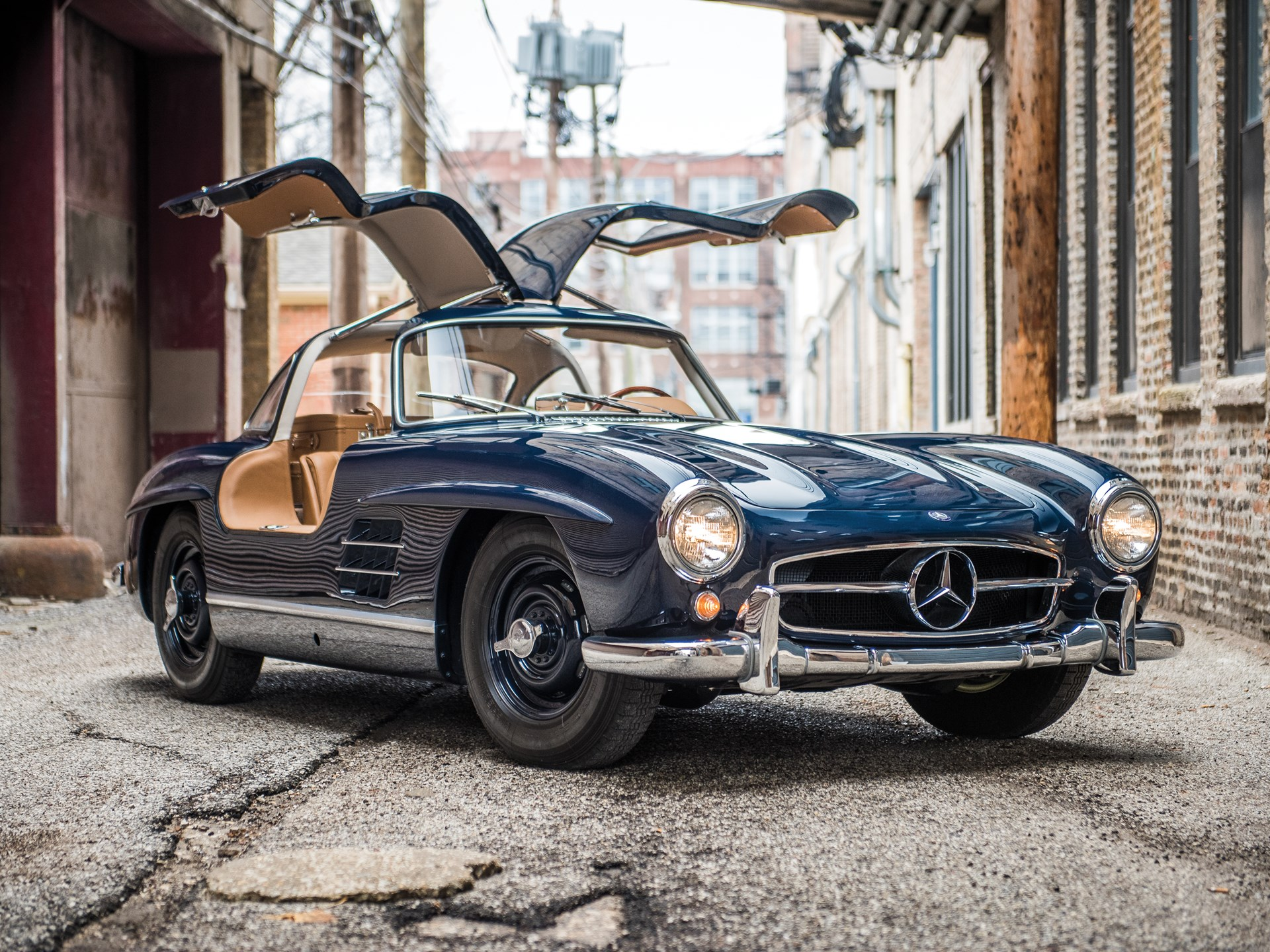 rm sotheby 39 s 1954 mercedes benz 300 sl gullwing amelia. Black Bedroom Furniture Sets. Home Design Ideas