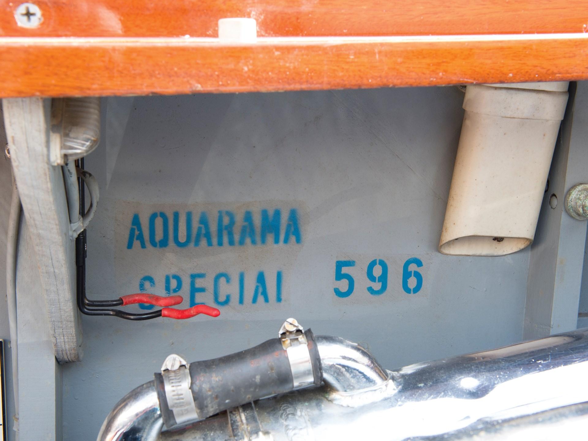 "1974 Riva Aquarama Special ""Lealena"""