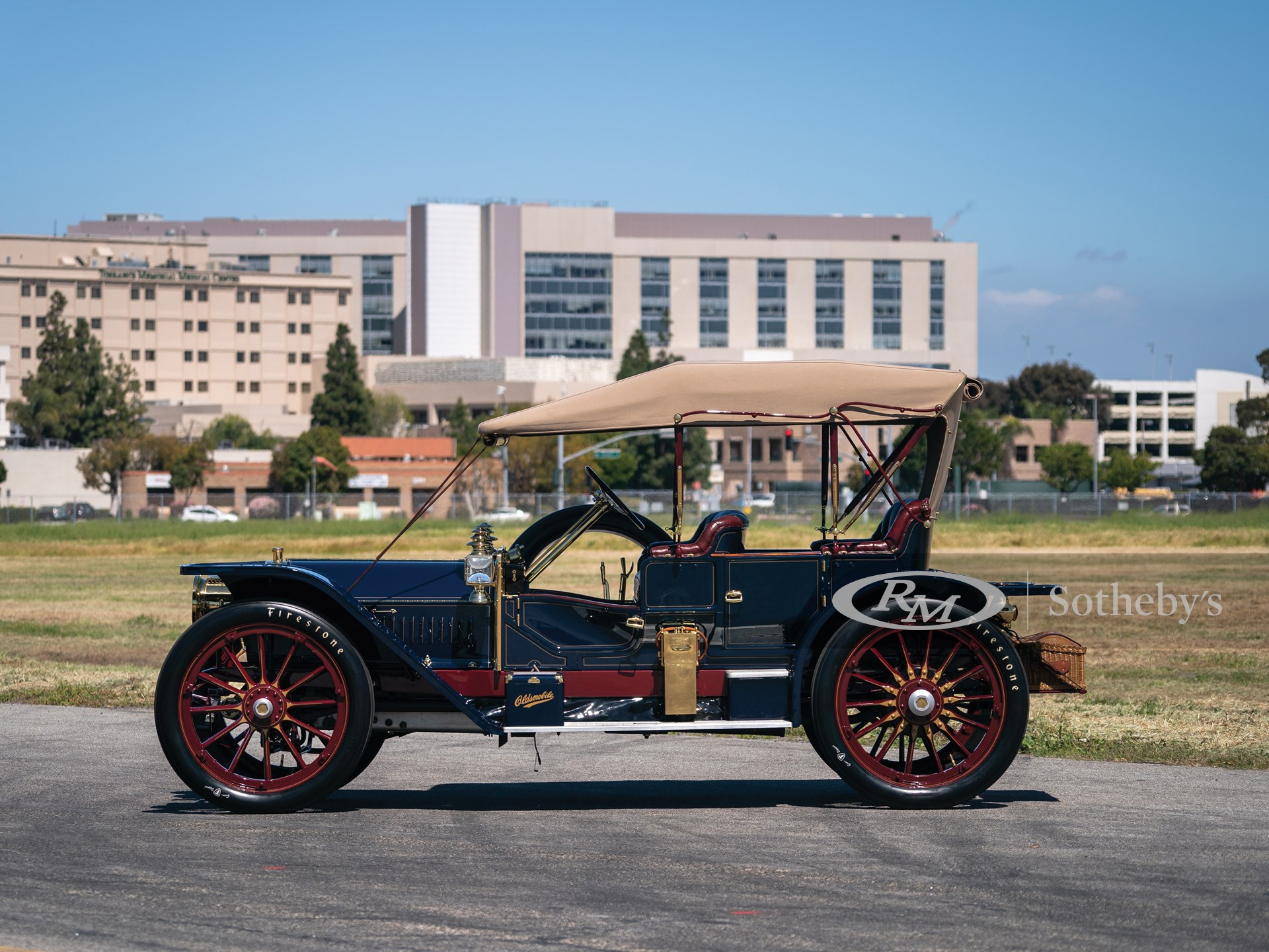 1908 Oldsmobile Limited Prototype  -