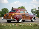 1948 Chrysler Town and Country Sedan  - $