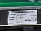 1968 Bizzarrini 5300 GT Strada Alloy  - $