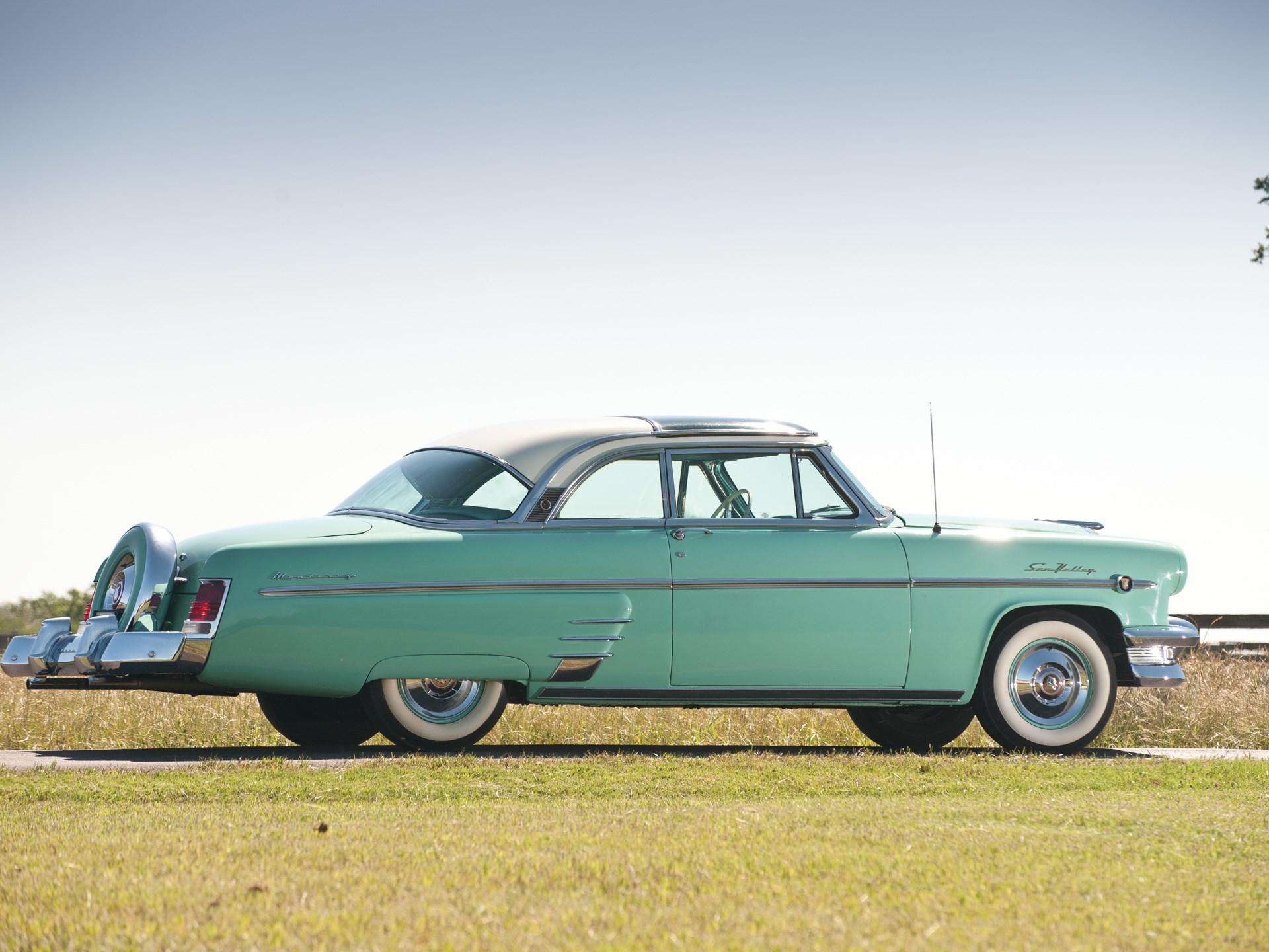 Rm Sothebys 1954 Mercury Monterey Sun Valley Two Door Hardtop Ford Crown Victoria