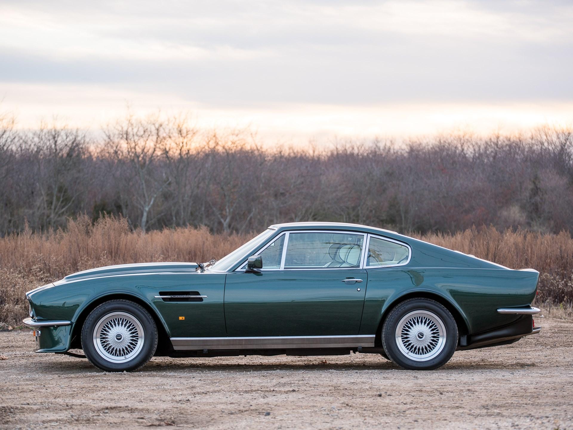 Rm Sotheby S 1987 Aston Martin V8 Vantage X Pack Arizona 2016