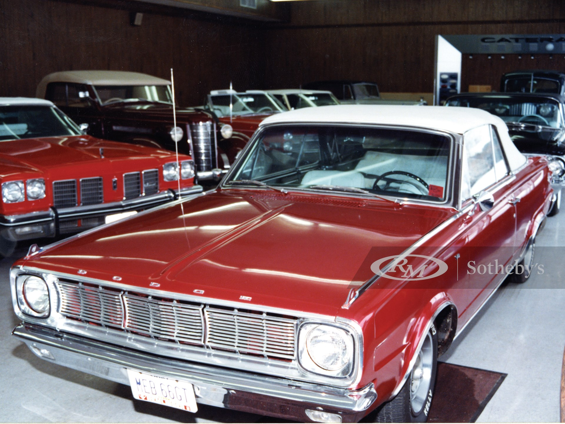 1966 Dodge Dart GT Convertible  -