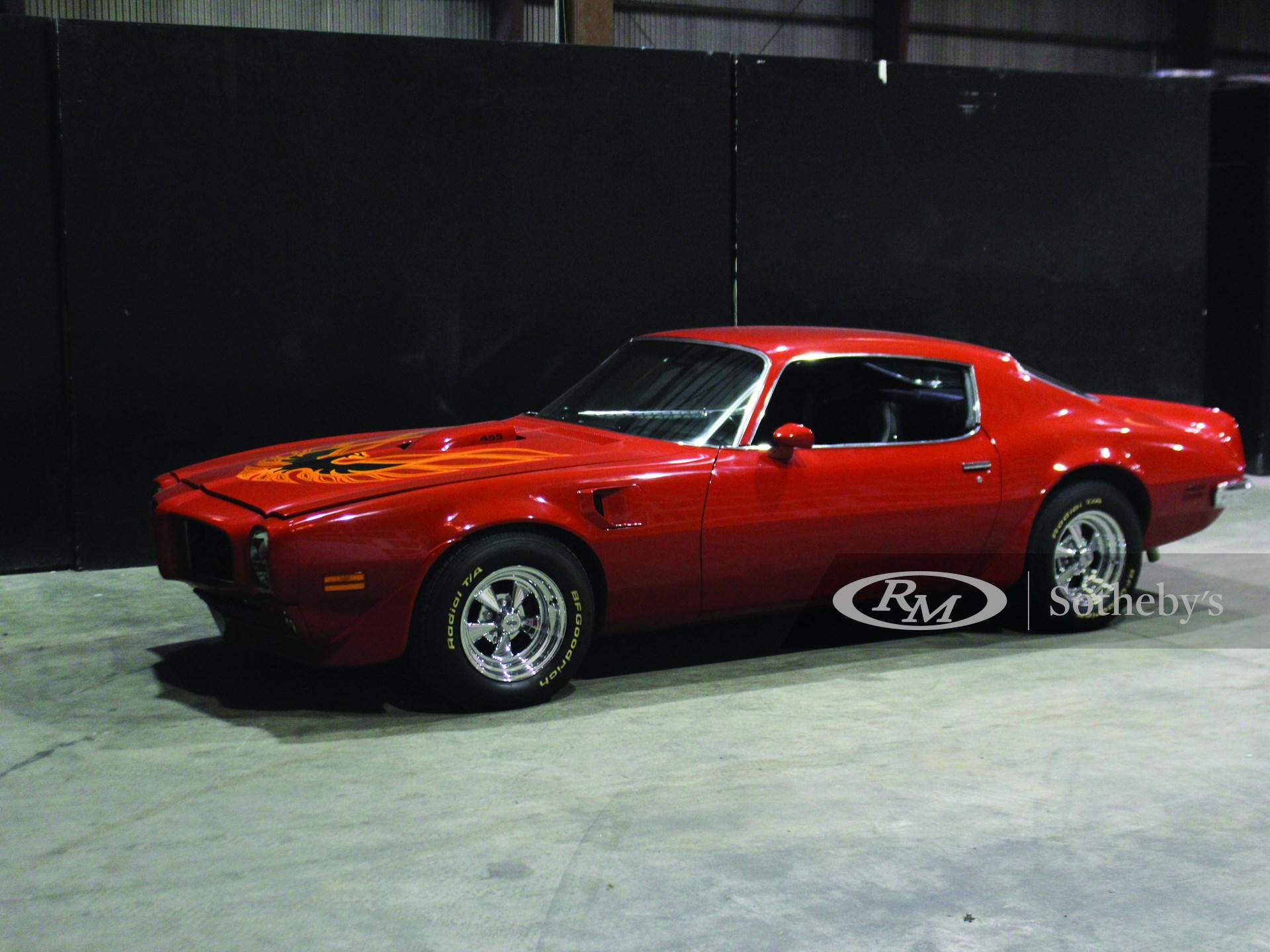 1973 Pontiac Firebird Trans Am
