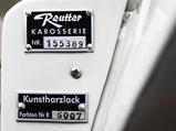 1961 Porsche 356 B Super 90 Cabriolet by Reutter - $