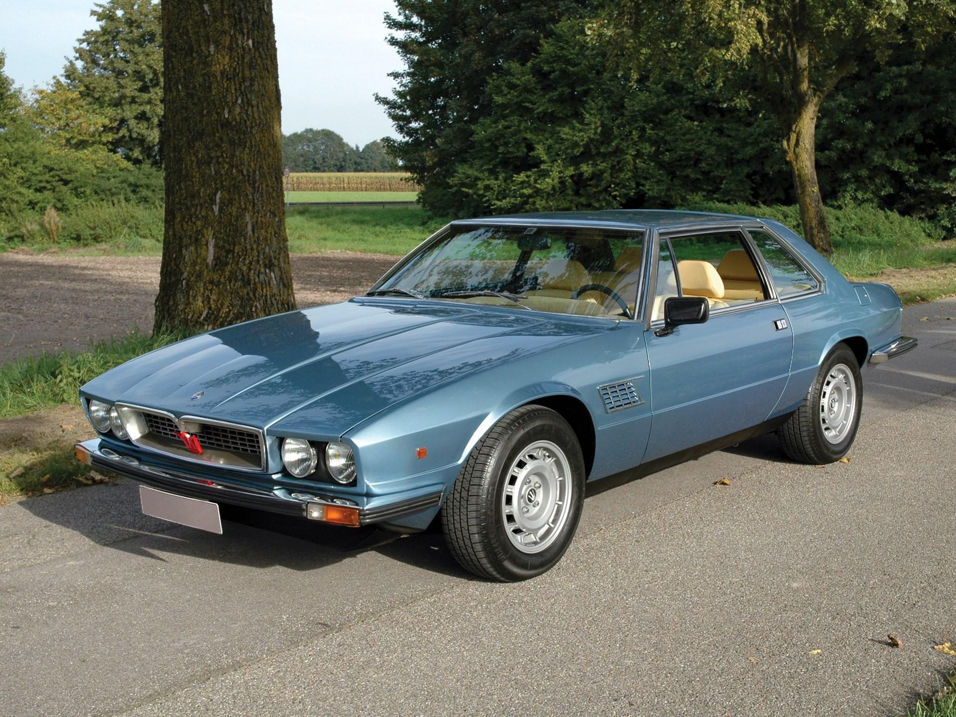 1976 Maserati Kyalami
