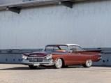 1959 Buick LeSabre Hardtop Coupe Custom  - $