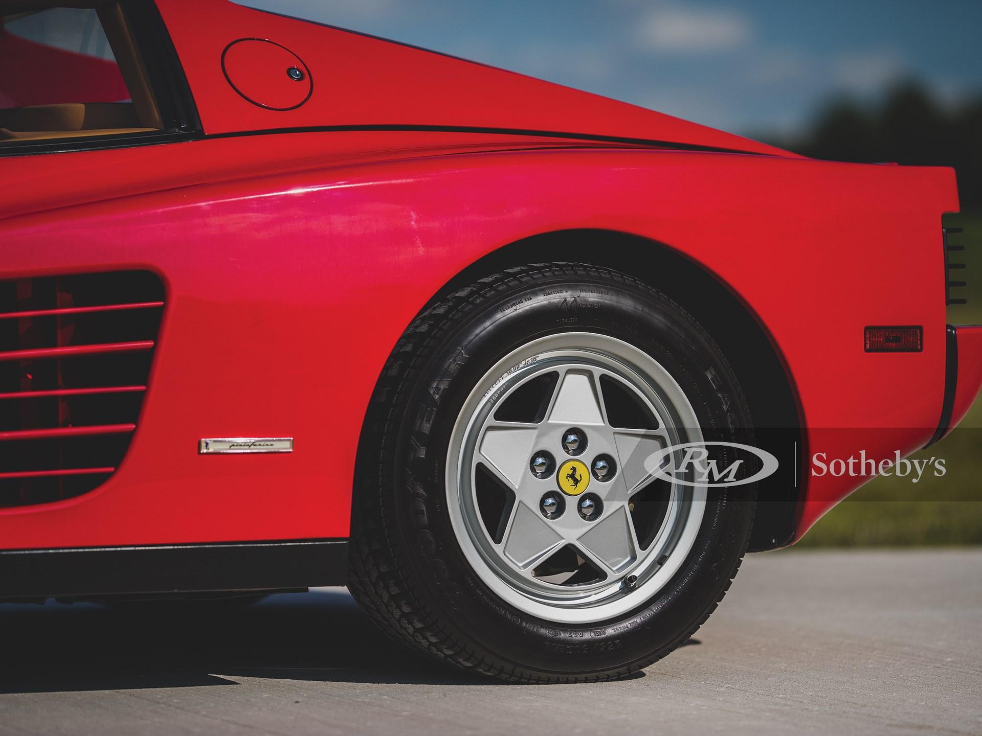 1991 Ferrari Testarossa  -