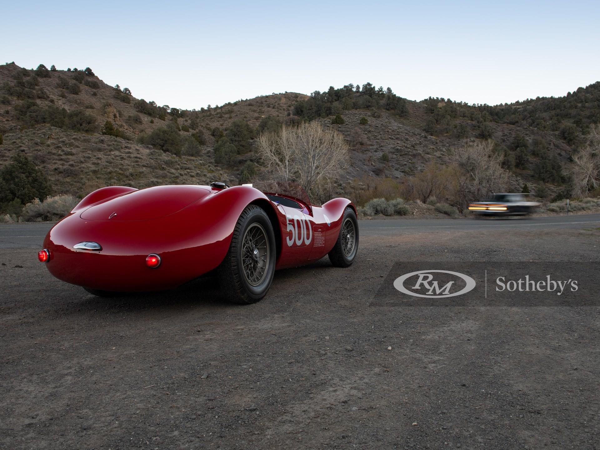 1954 Maserati A6GCS by Fiandri & Malagoli -