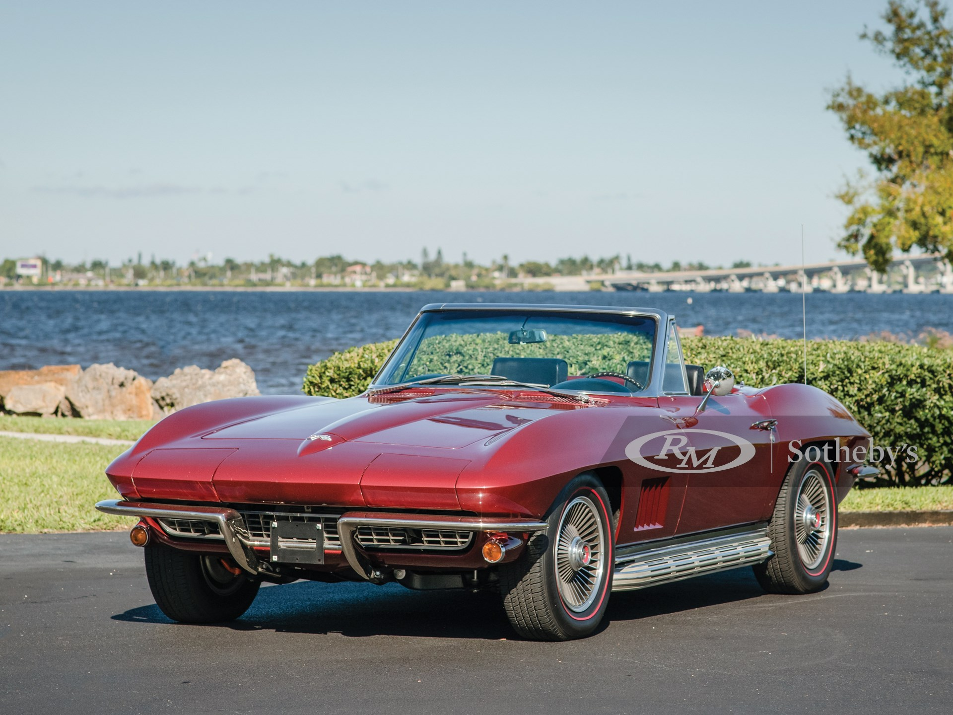 1967 Chevrolet Corvette Sting Ray Convertible  -