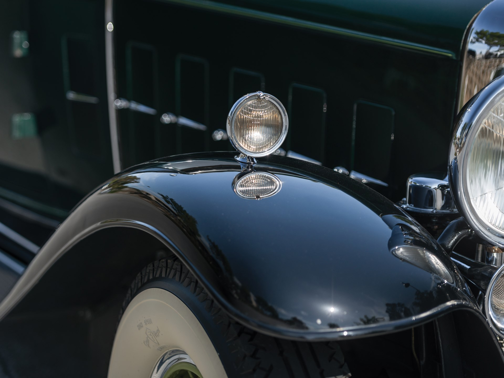 1931 Cadillac V-12 Victoria Coupe by Fisher