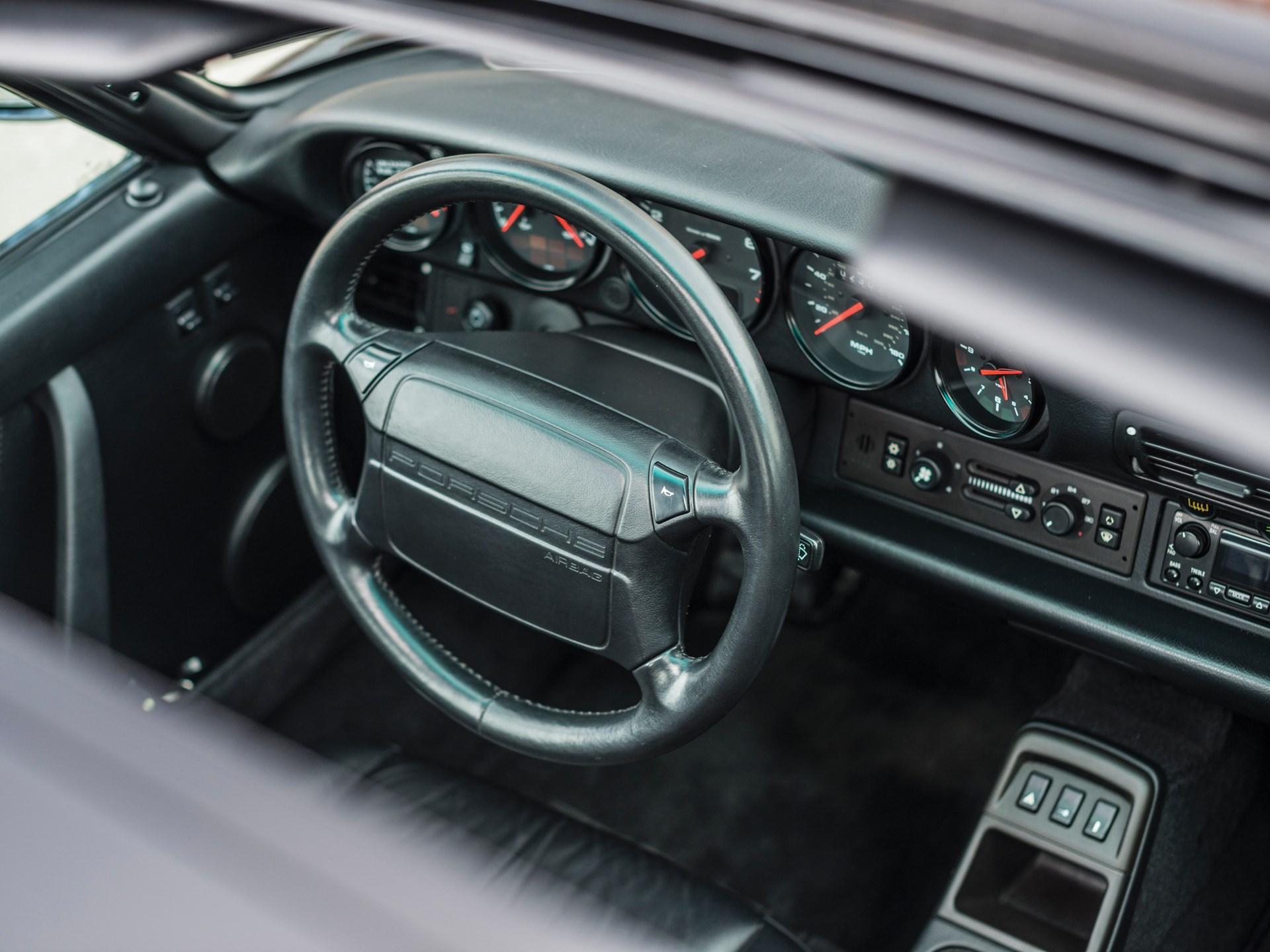 1994 Porsche 911 Turbo S 3.6