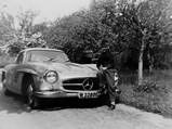 1954 Mercedes-Benz 300 SL Gullwing  - $Chassis no. 4500034 as seen in Sölve Relve's ownership.