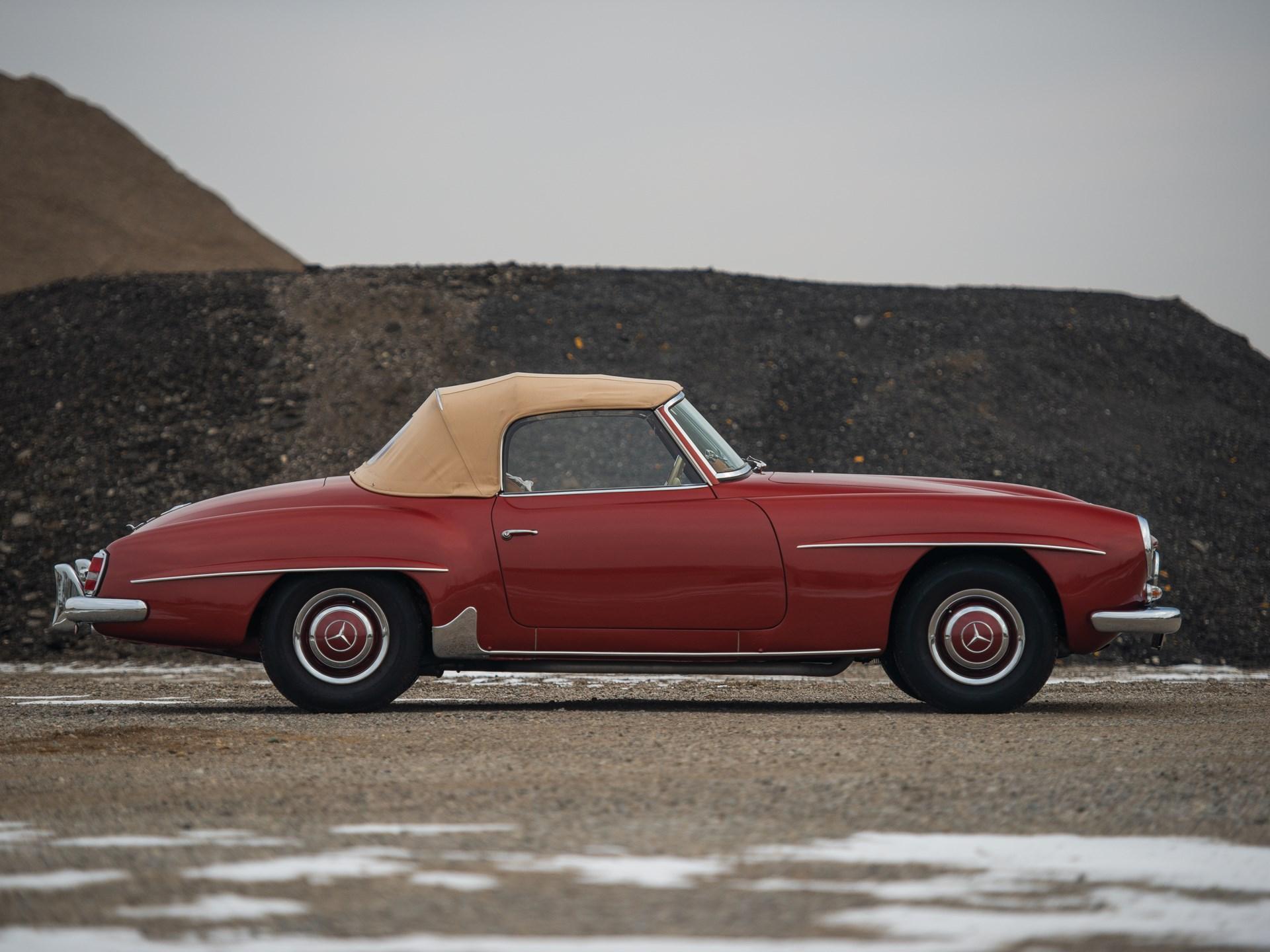 Admirable Rm Sothebys 1959 Mercedes Benz 190 Sl Arizona 2019 Wiring Digital Resources Millslowmaporg