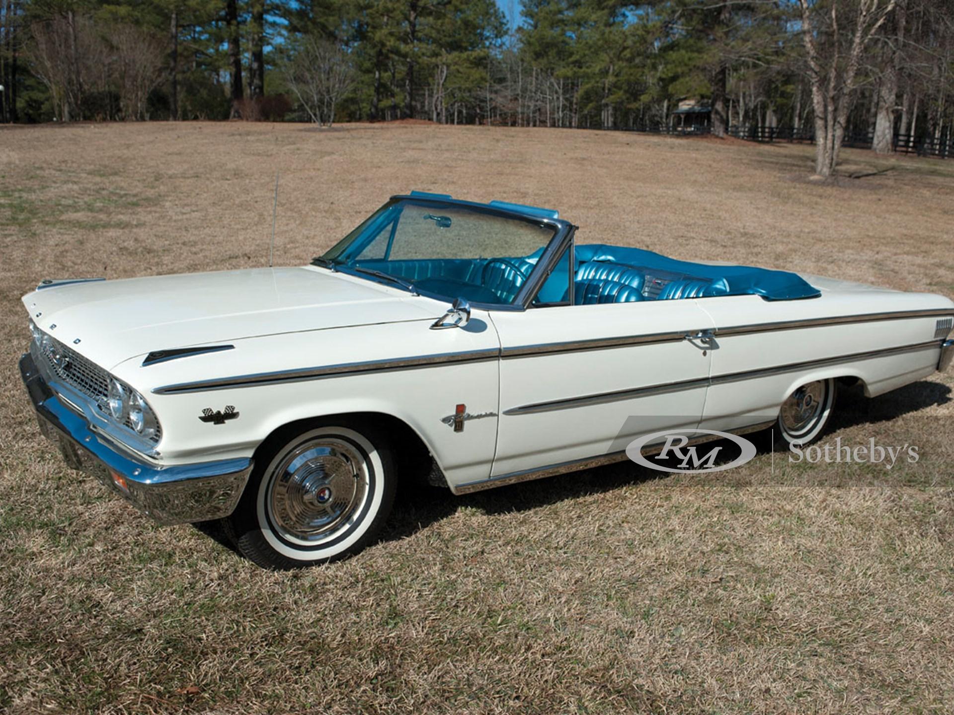 1963 Ford Galaxie 500XL R-Code