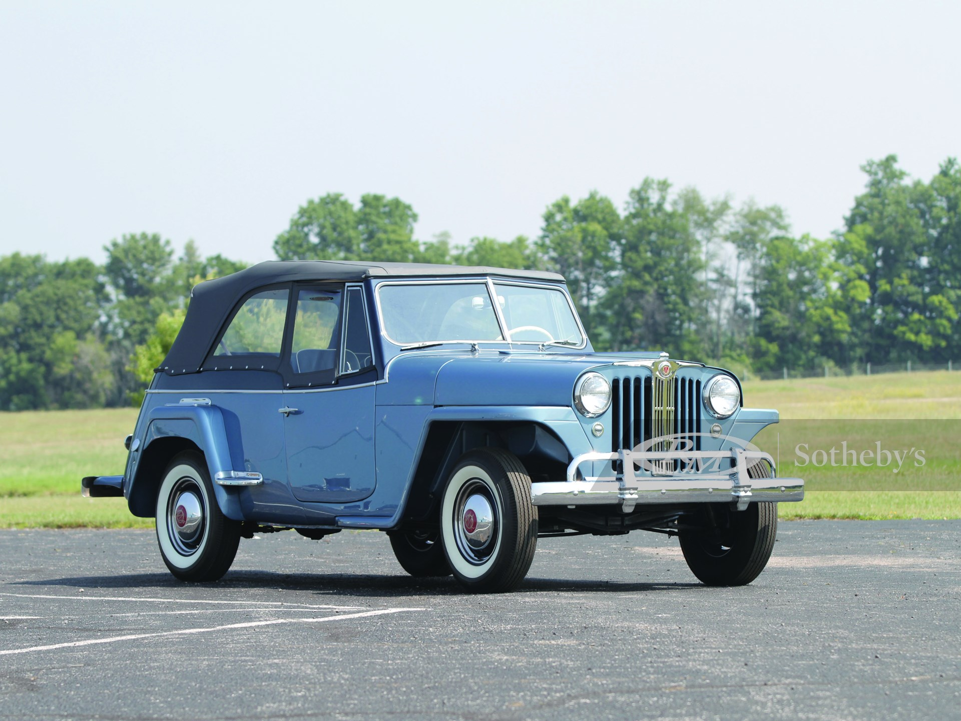 1949 Willys Jeepster  -