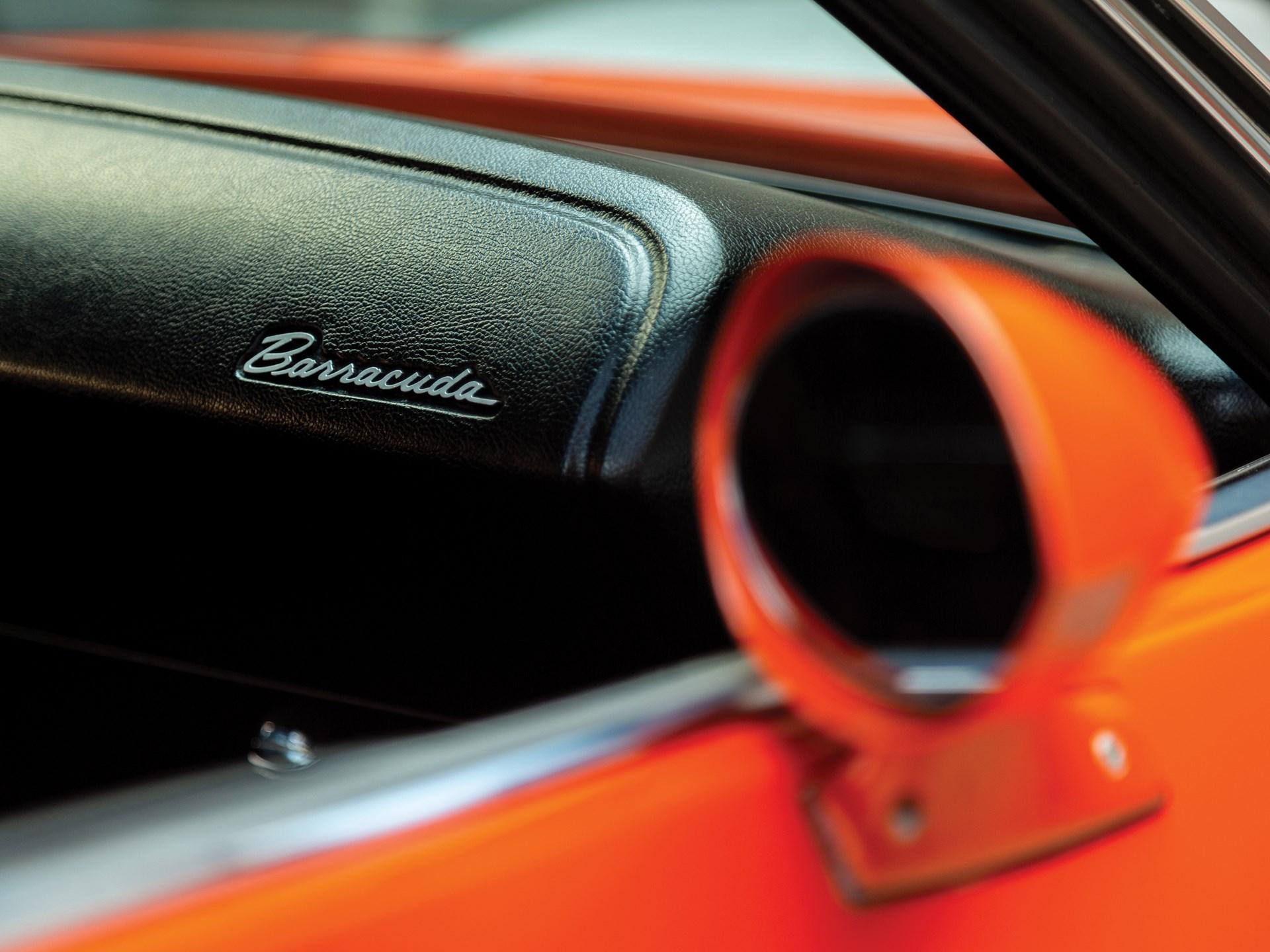 1970 Plymouth 'Cuda 426/450 Hardtop
