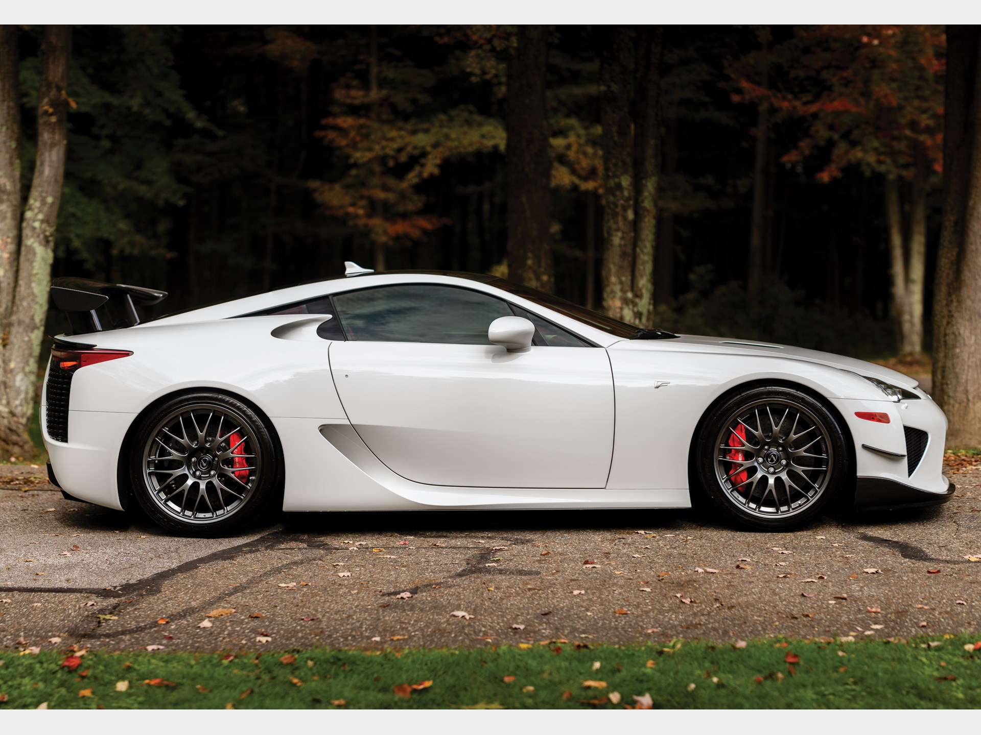 2012 Lexus LFA Nürburgring Package