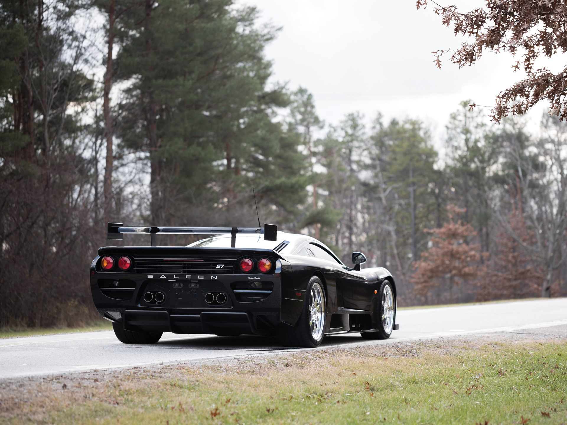 RM Sotheby's - 2005 Saleen S7 Twin Turbo 'Competition Package ...