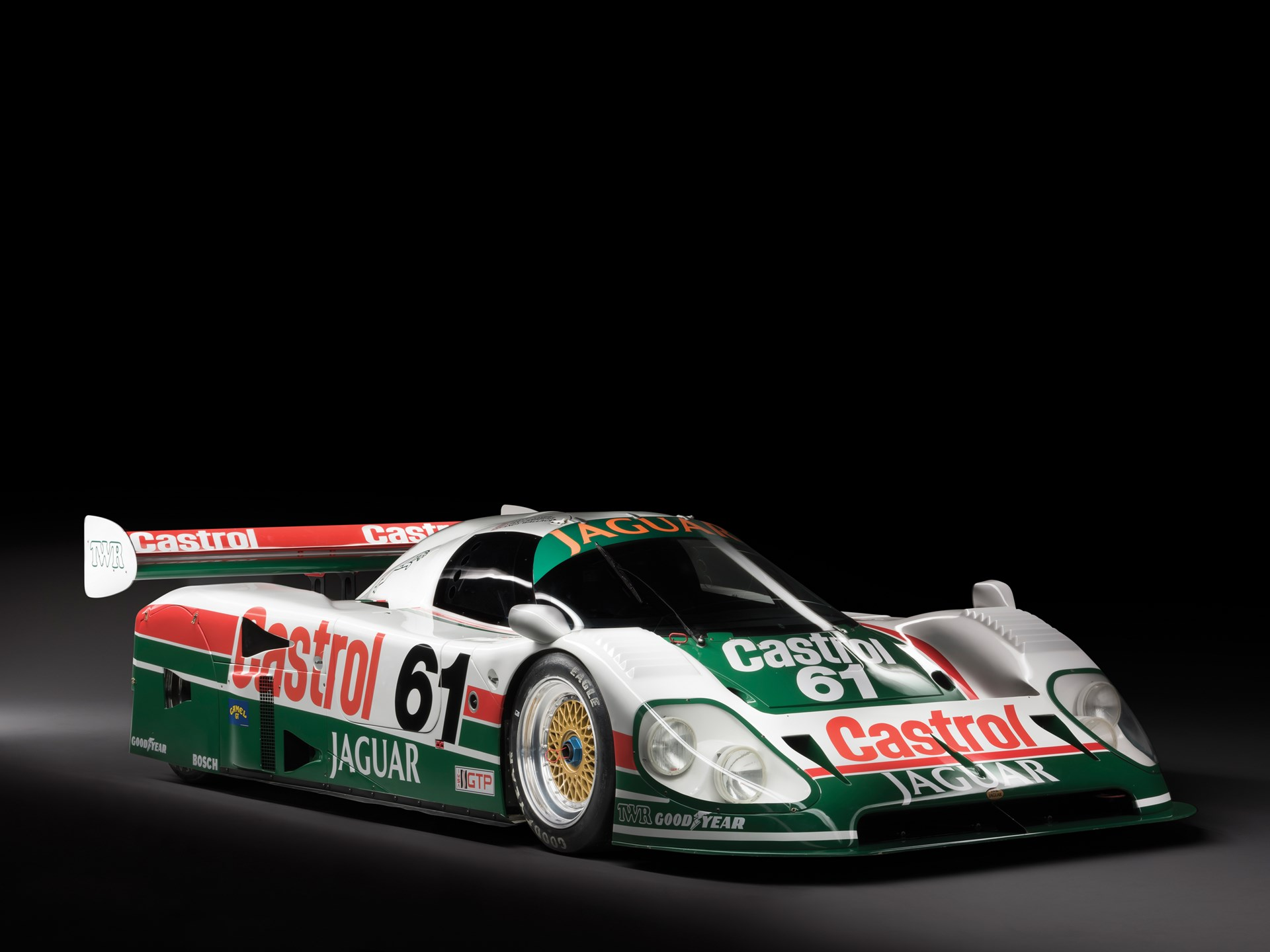 RM Auctions Sotheby's                1988 Jaguar XJR-9 Suggested lotsCreate an Account        Almost There