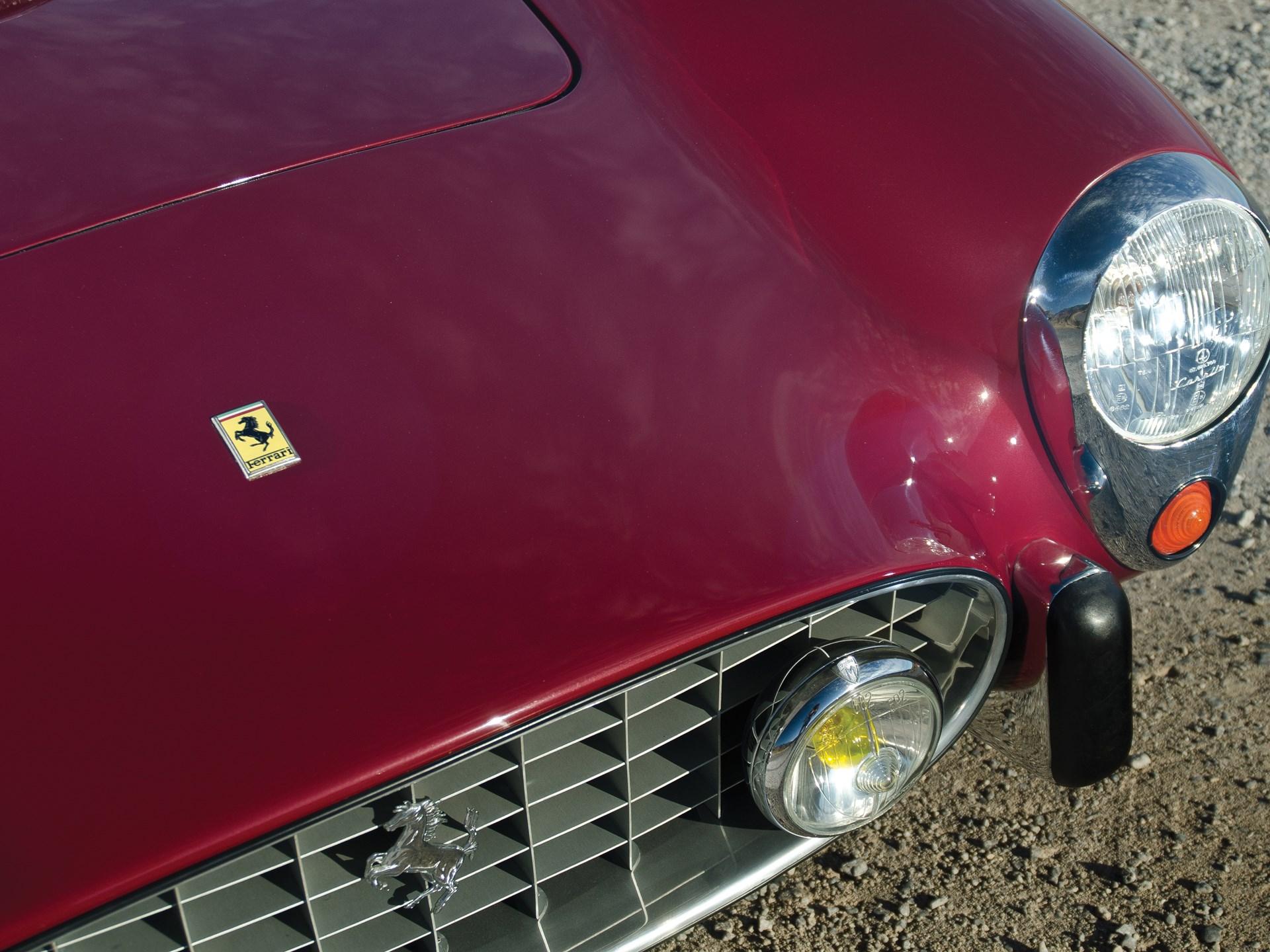 1957 Ferrari 410 Superamerica Coupe by Scaglietti