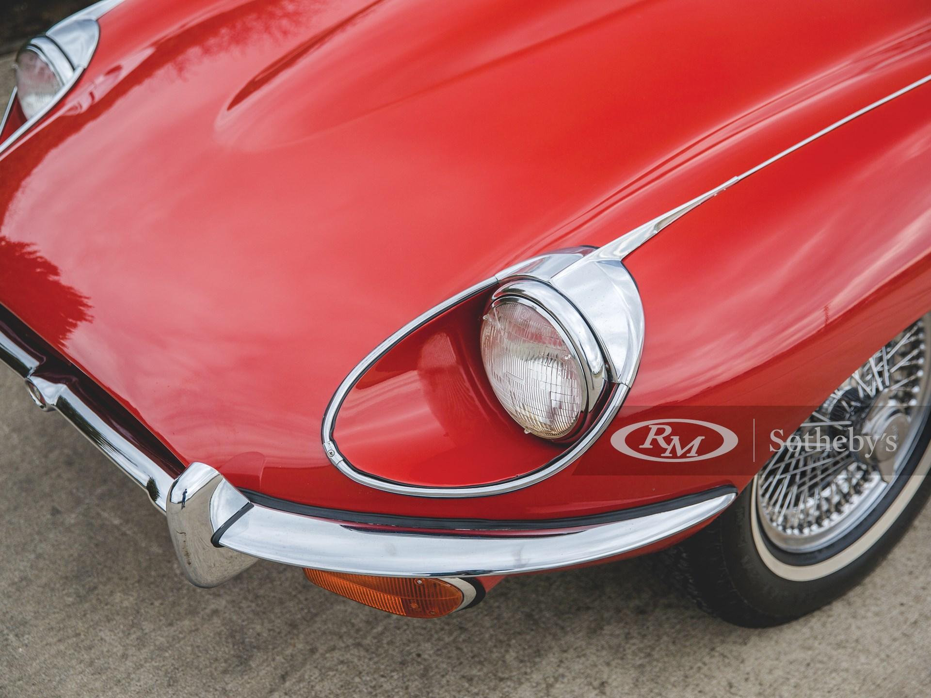 1970 Jaguar E-Type Series 2 4.2-Litre Fixed Head Coupe  -