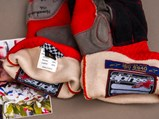 Dario Franchitti Race Worn and Signed Gloves - $