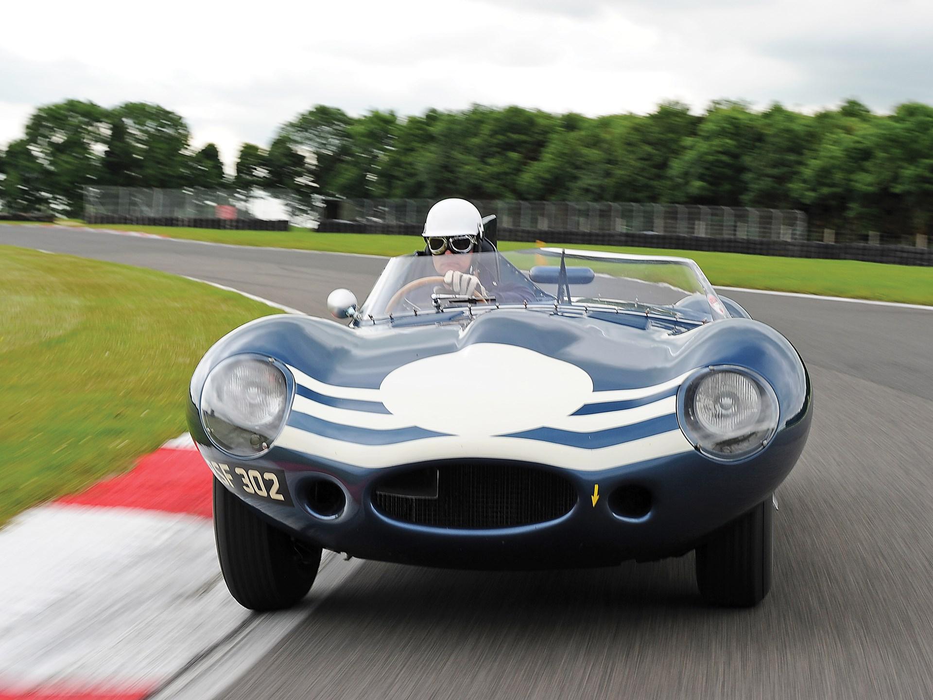 RM Sotheby's - 1955 Jaguar D-Type | London 2013