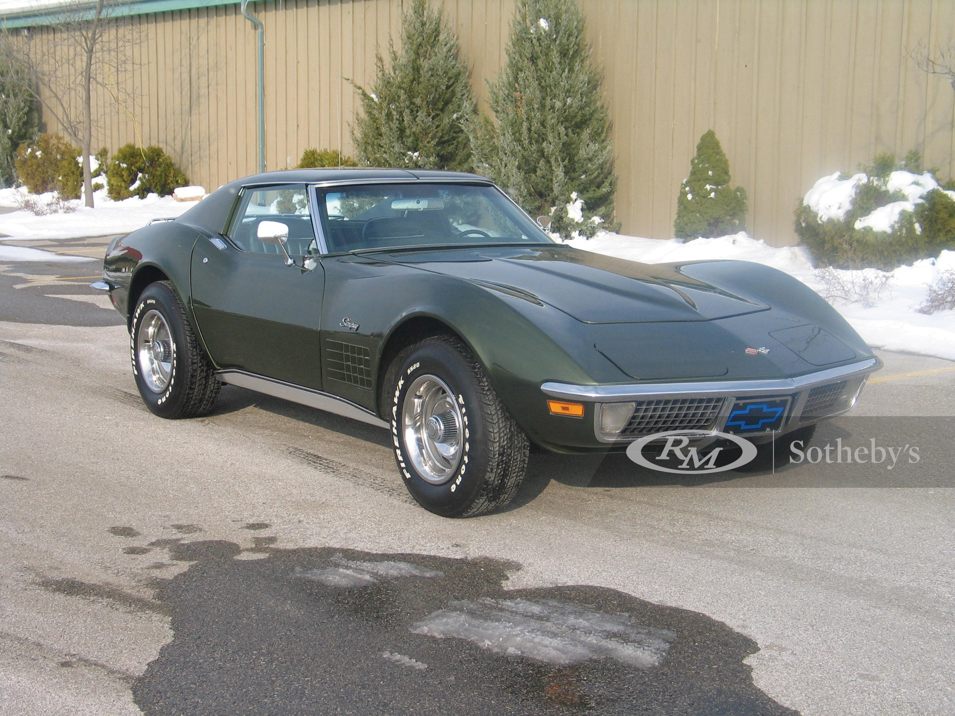 1970 Chevrolet Corvette Coupe  -