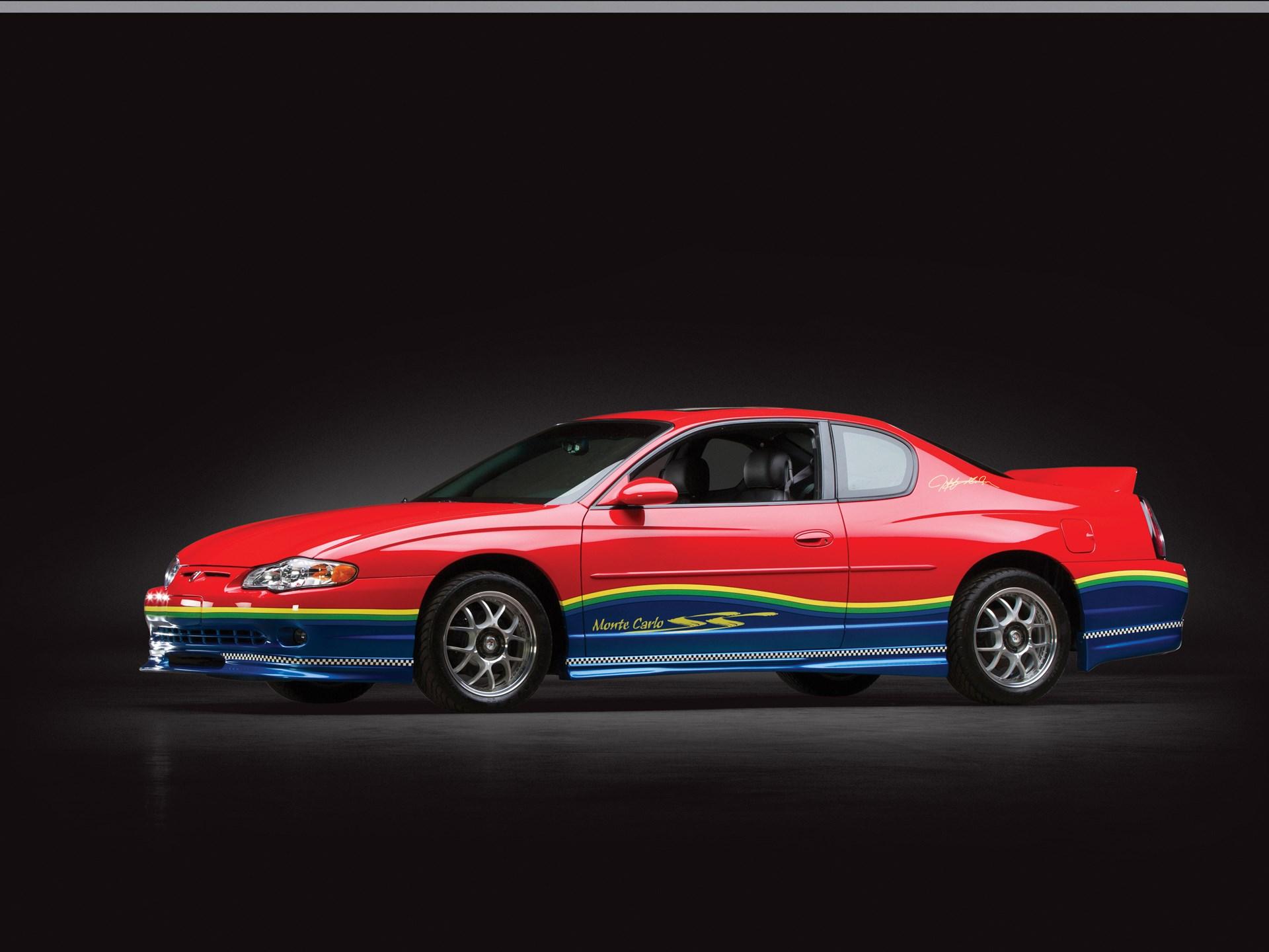 Rm Sotheby S 2000 Chevrolet Monte Carlo Ss Jeff Gordon