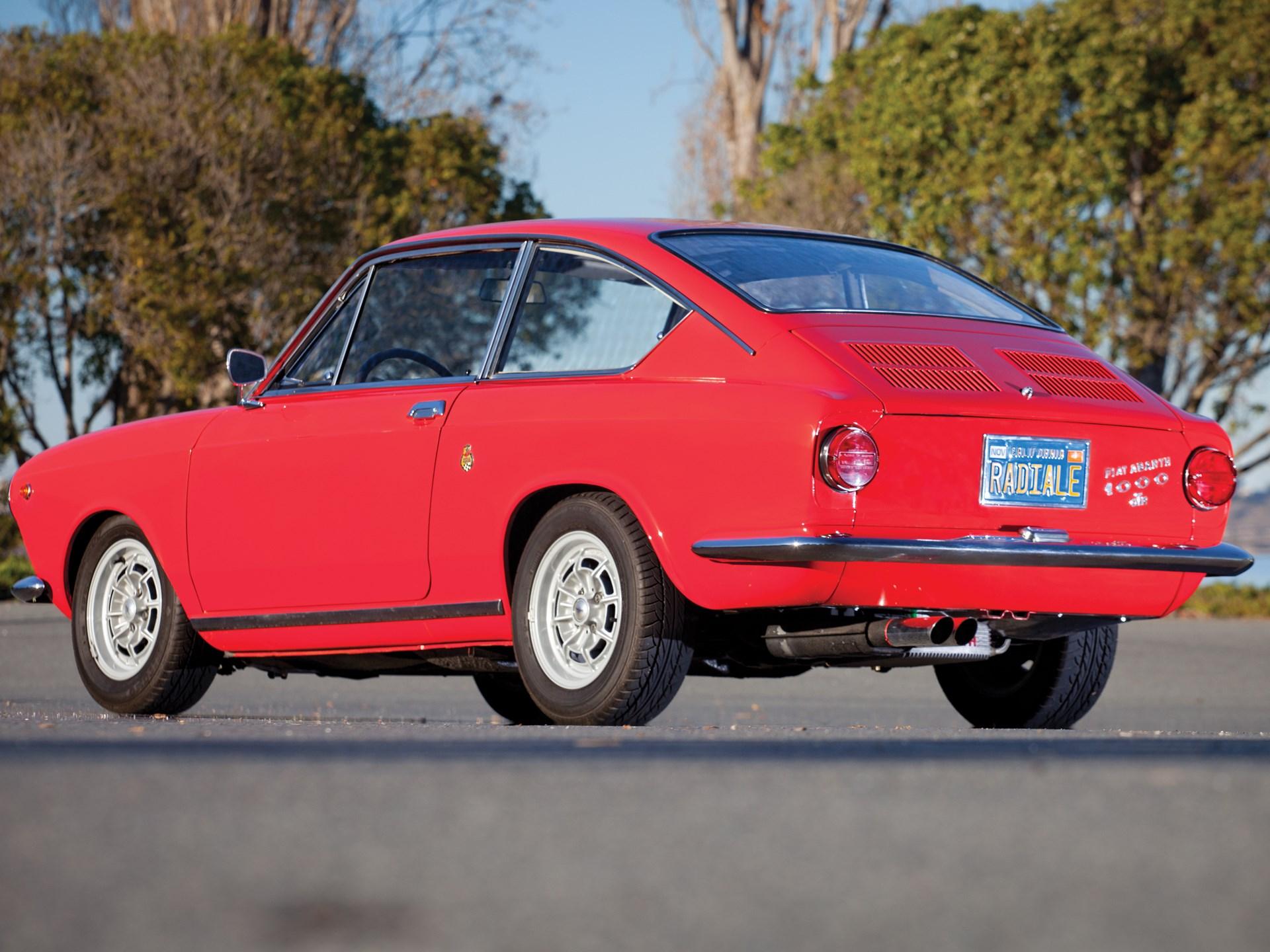 1966 Fiat Abarth 1000 OTR