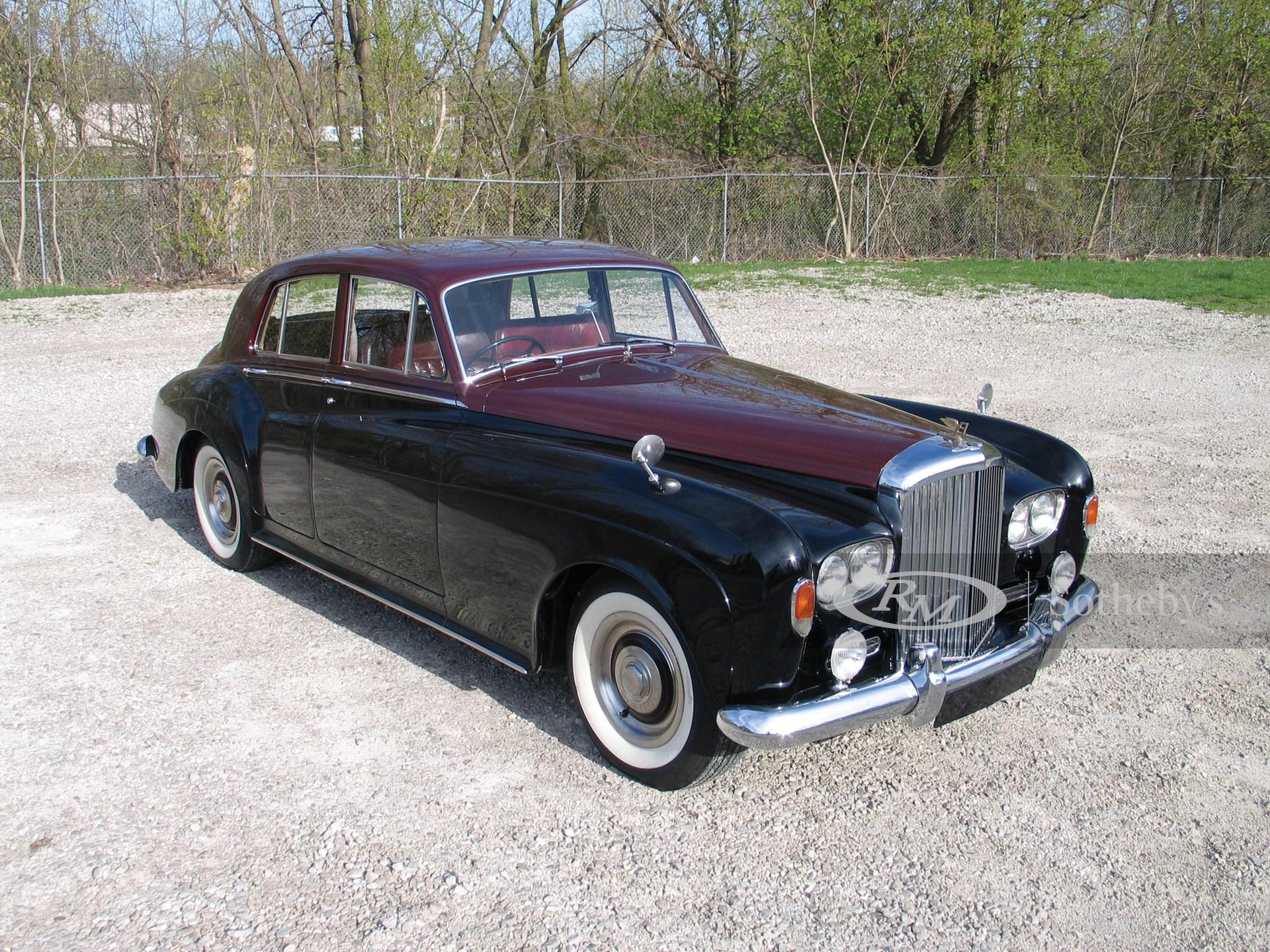 1965 Bentley S3 Sedan