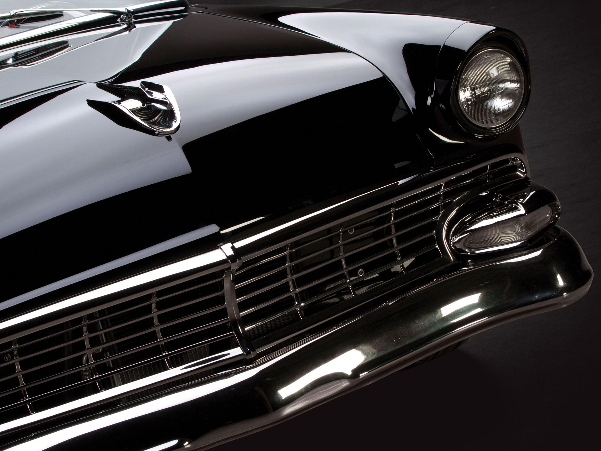 RM Sotheby's - 1956 Ford Ranch Wagon Custom | Sam Pack