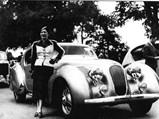 1938 Talbot-Lago T23 Teardrop Coupé by Figoni et Falaschi - $