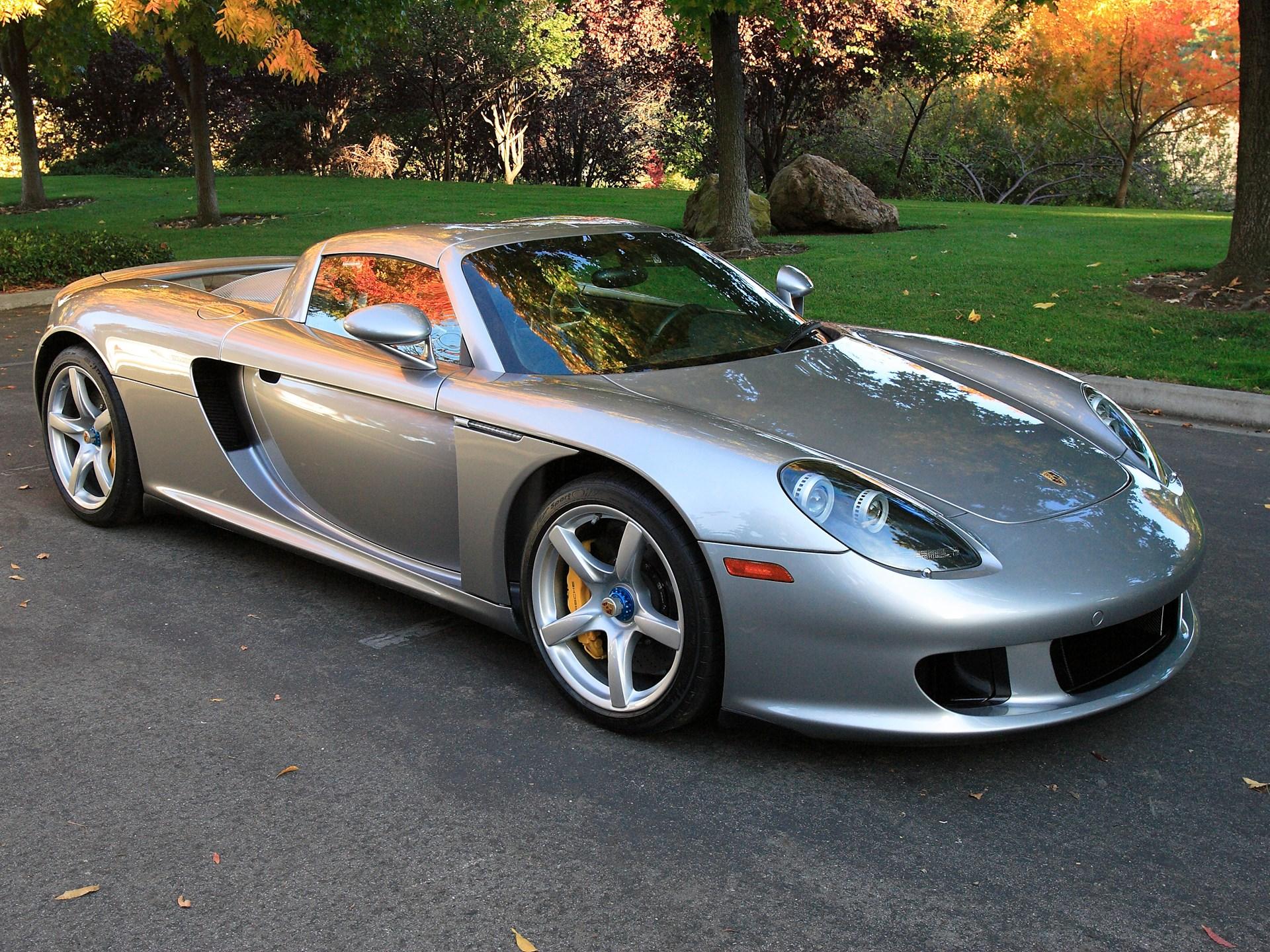 RM Sotheby's - 2005 Porsche Carrera GT | Arizona 2012