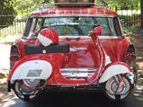 1957 Buick Caballero Estate Wagon with Vespa Scooter  - $
