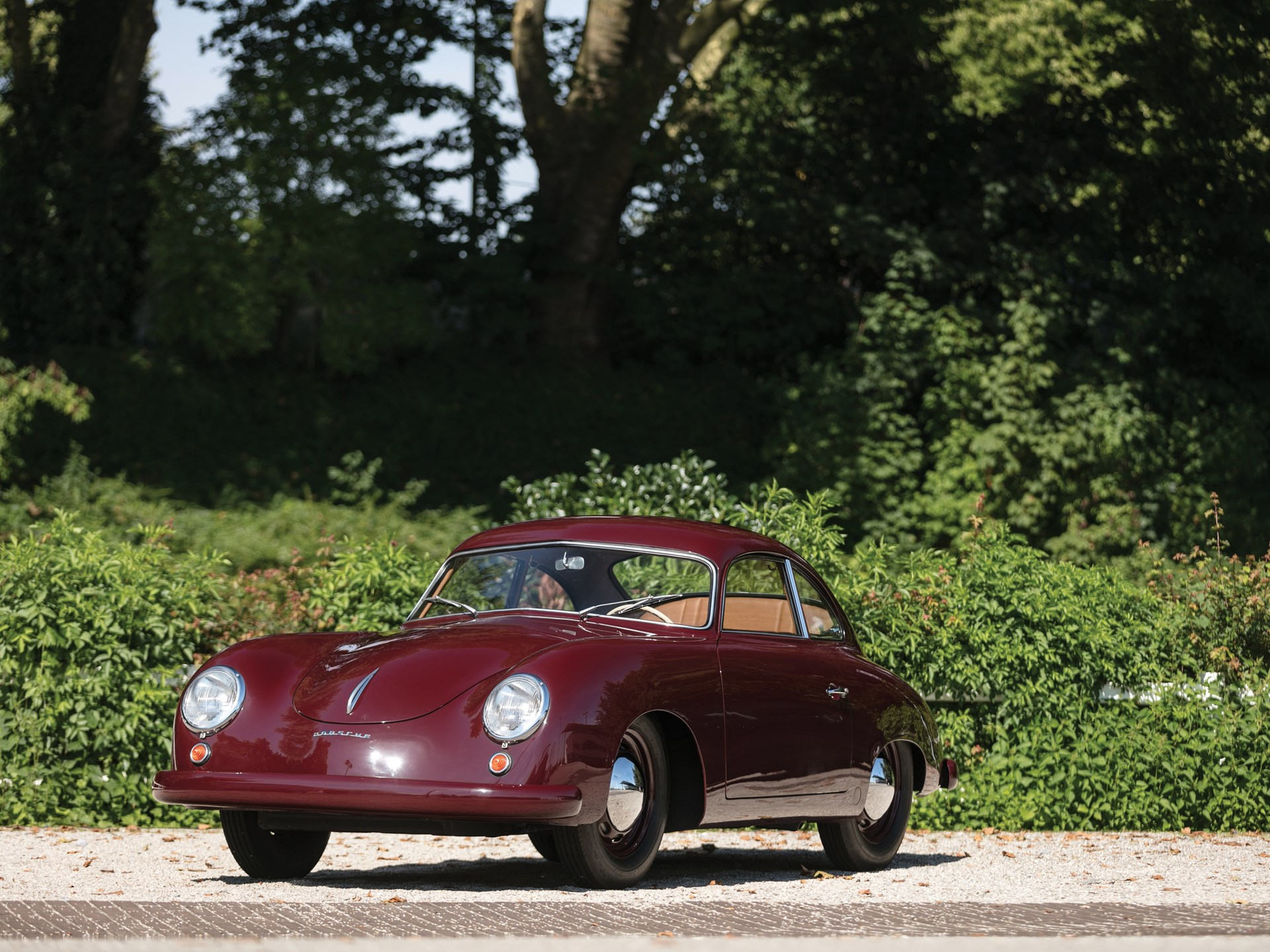 1953 Porsche 356 Coupé by Reutter