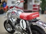 1986 Honda Z50R 'Monkey'  - $