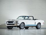 1968 Shelby GT 500 Convertible  - $
