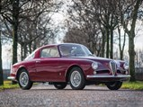 1953 Alfa Romeo 1900C Sprint Coupé by Pinin Farina - $Captured at Via Artigiani on 10 December 2019. At 1/160, f 3.2, iso100 with a {lens type} at 145mm on a Canon EOS-1D X Mark II.  Photo by Cymon Taylor - CTP