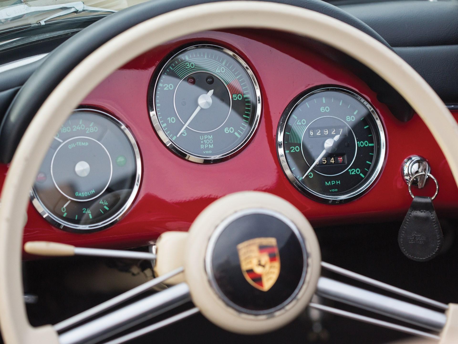 1959 Porsche 356 A 1600 Convertible D by Drauz