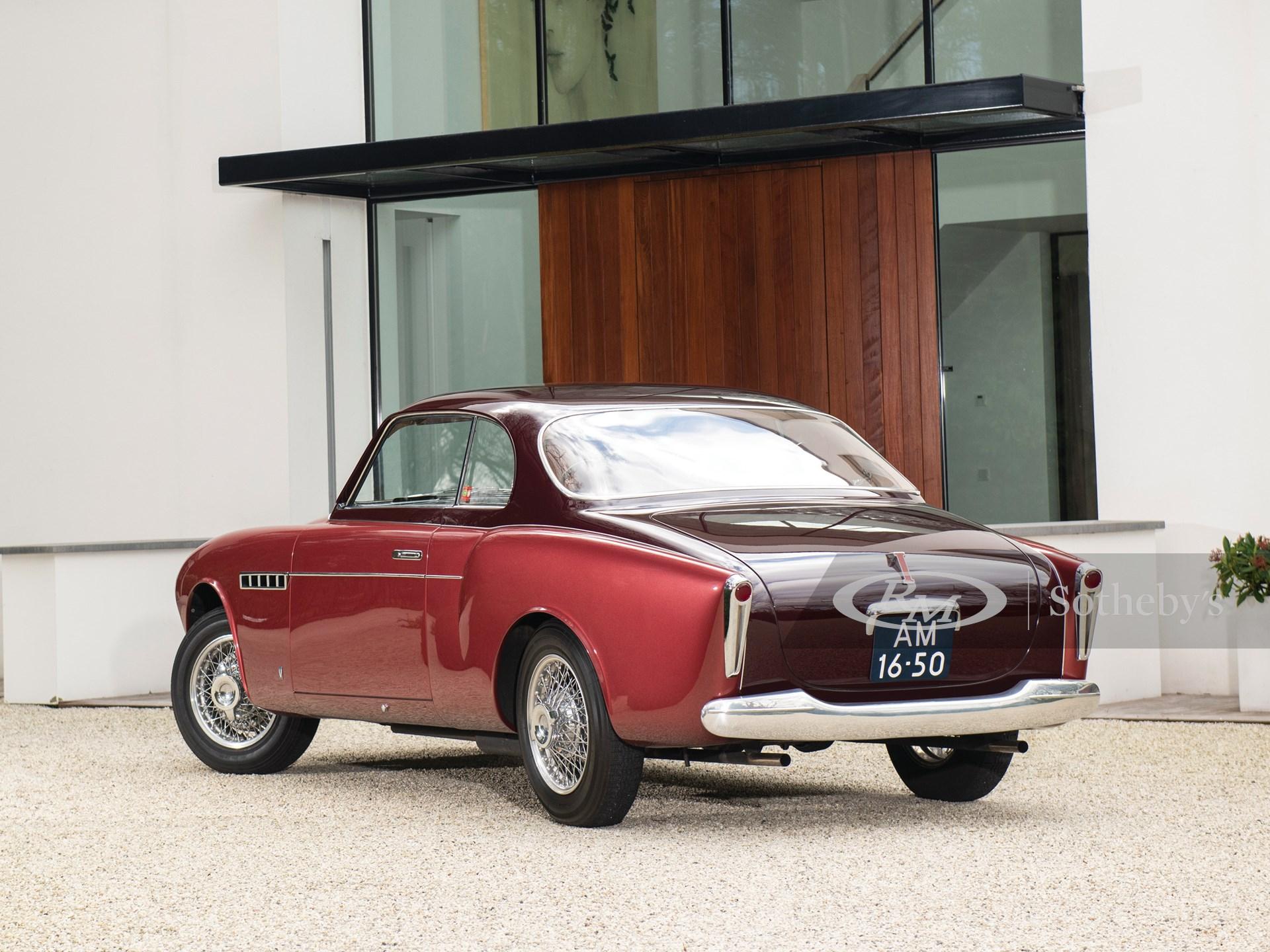 1952 Lancia Aurelia B52 Coupé by Vignale -