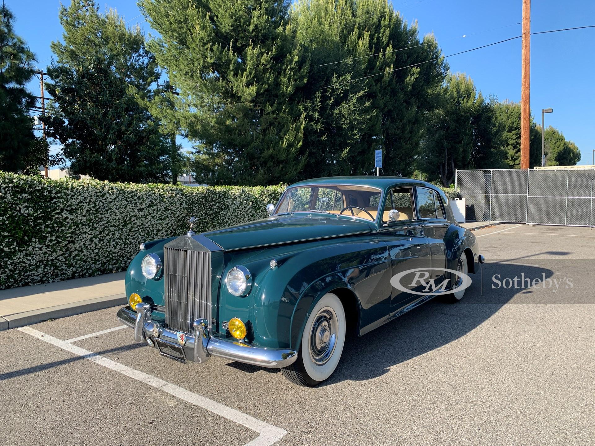 1959 Rolls-Royce Silver Cloud Saloon  -
