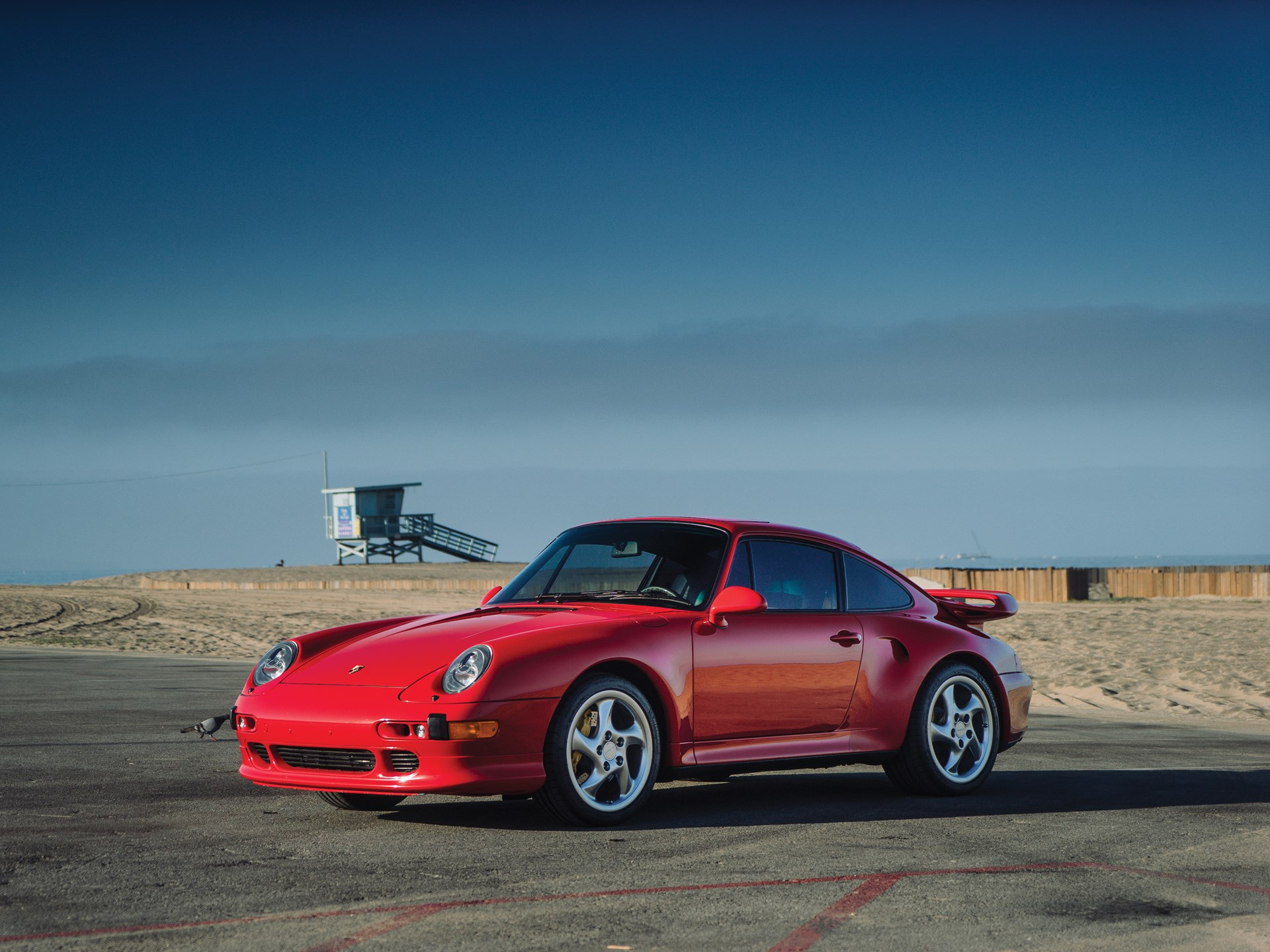 1997 porsche turbo s