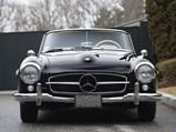 1959 Mercedes-Benz 190 SL  - $